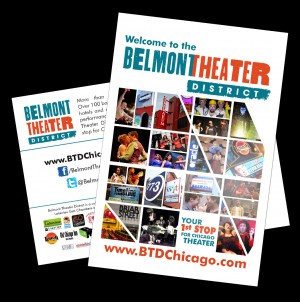 Belmont Theater Dist: Postcard