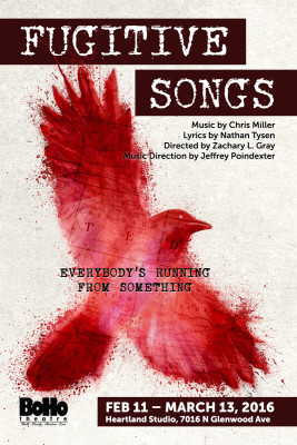 Fugitive Songs poster