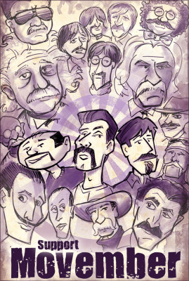 The Hall of Mustaches