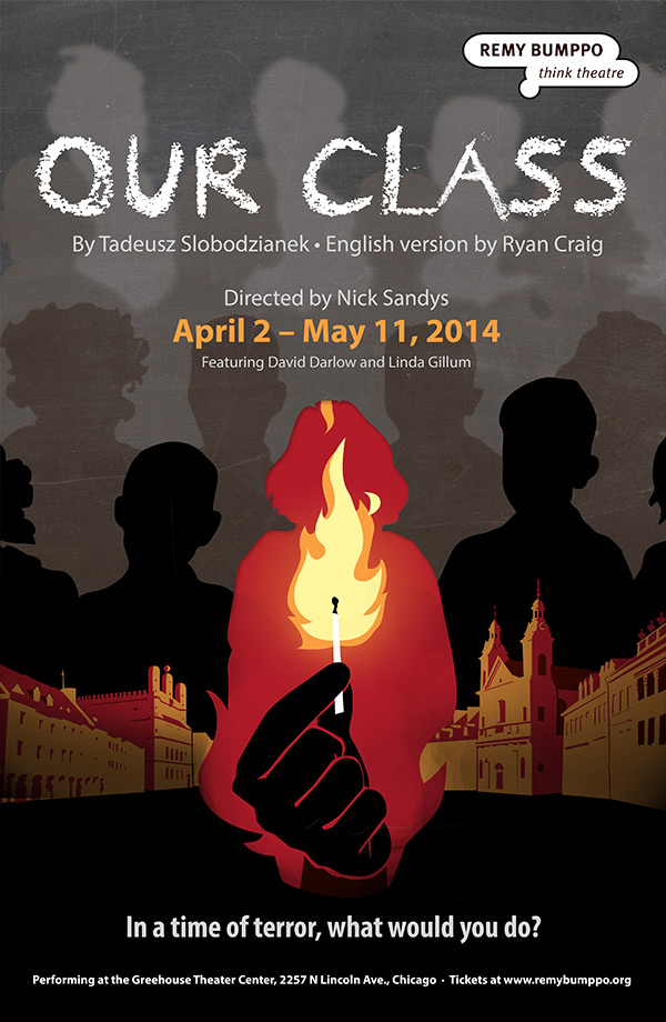 Poster: Our Class (Remy Bumppo), by Grab Bag Media