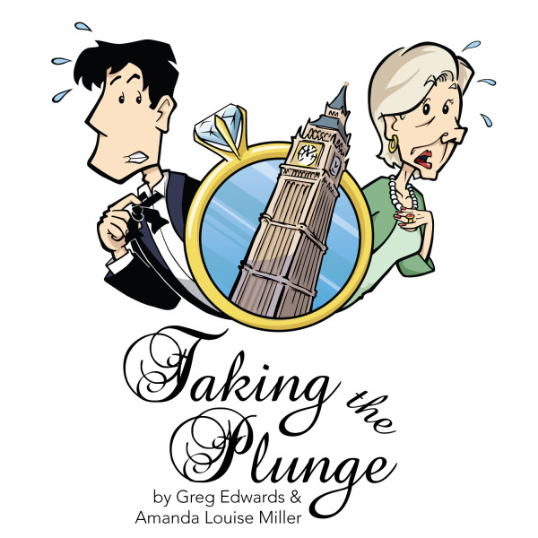 Lively Productions: Show Art: Taking The Plunge, by Grab Bag Media