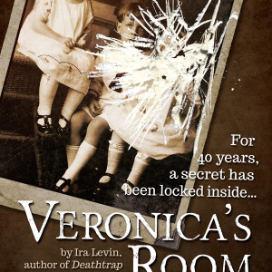 BoHo Theatre's Veronica's Room poster, by Grab Bag Media
